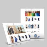 Тема для интернет-магазина одежды