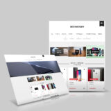 Тема для интернет-магазина электроники