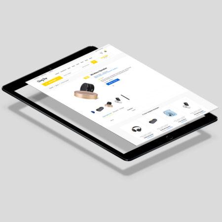 Тема для интернет-магазина Unishop [Unishop]